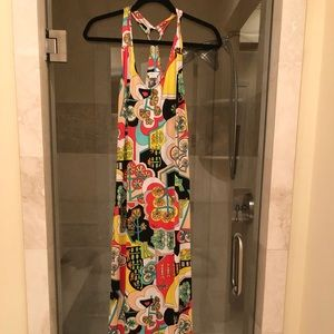Trina Turk Maxi Dress Size Small